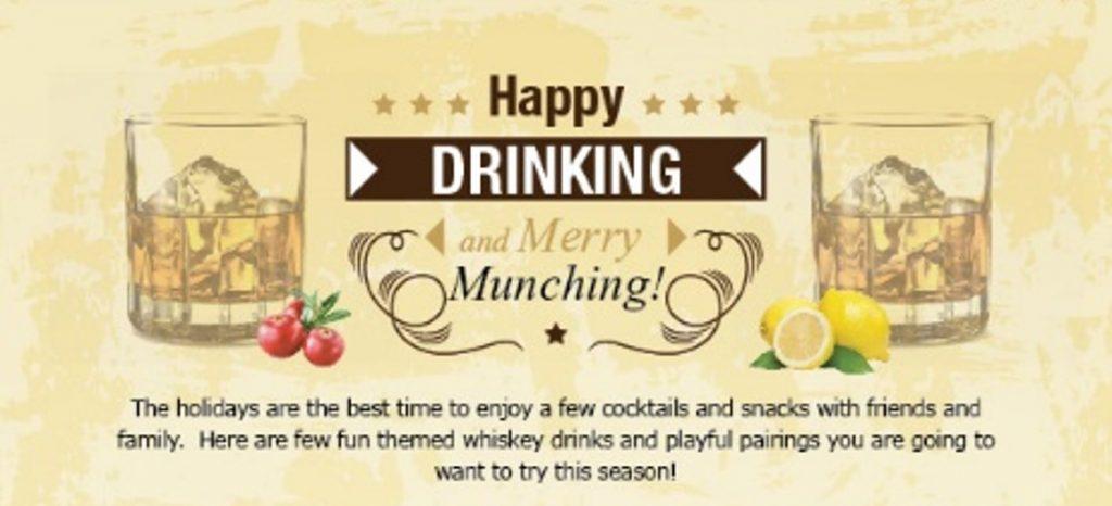 best christmas bourbon cocktail recipes
