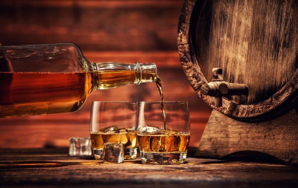 Whiskey Pour